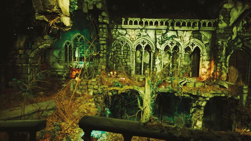 10 spookhuizen die je gewoon buiten het Halloween seizoen kan bezoeken