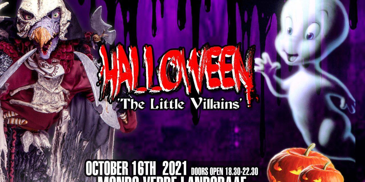 The Little Villains IV