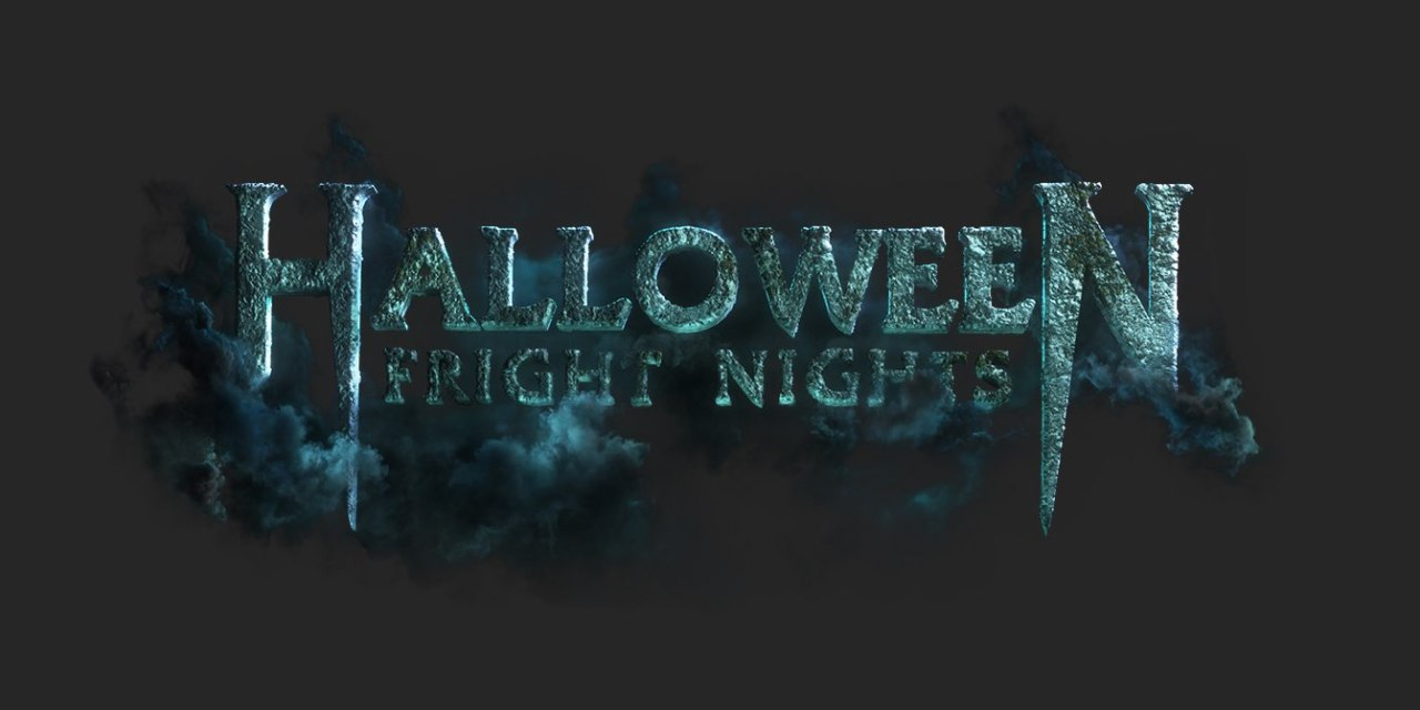 Halloween Fright Nights: Something is coming….