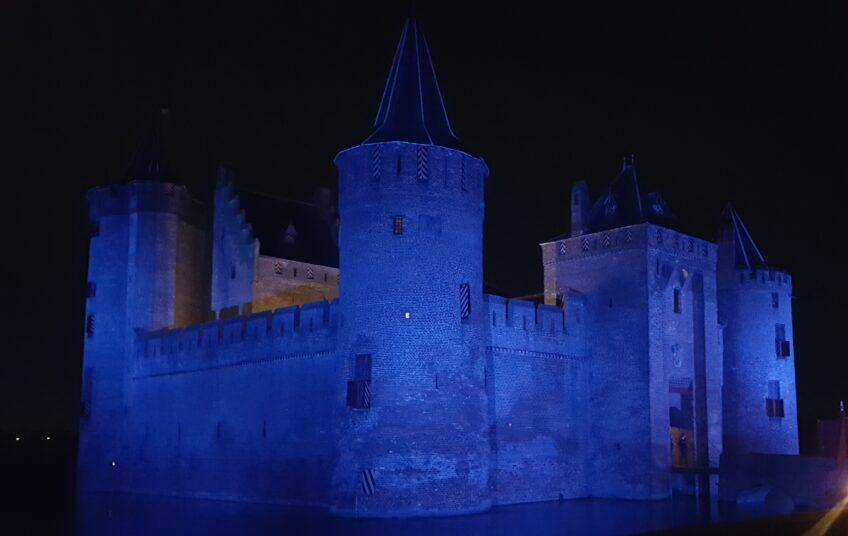 Avondtours door kasteel Muiderslot