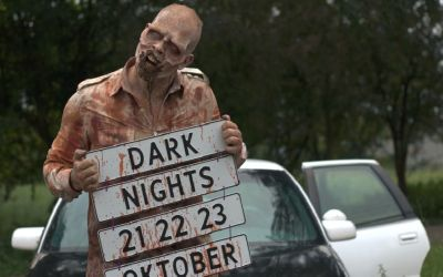 Darknights pakt uit met scarezones en spookhuizen