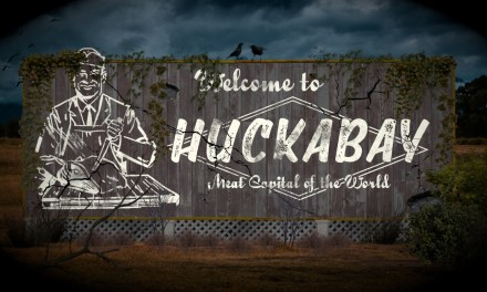 The Horror Zone presents: Welcome to Huckabay