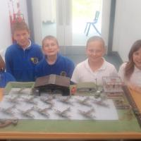 Airfix encouraging kids to build Spitfires