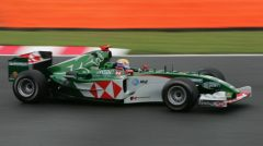 In 2004, Jaguar bade a final farewell to Ford and F1