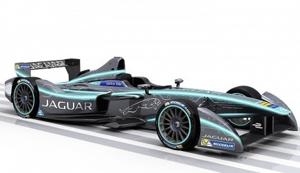 The new contender: Jaguar and Williams will run in Formula E from 2016