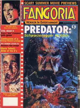 Fangoria Predator