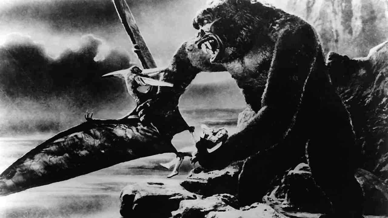 King Kong Pteradactyl