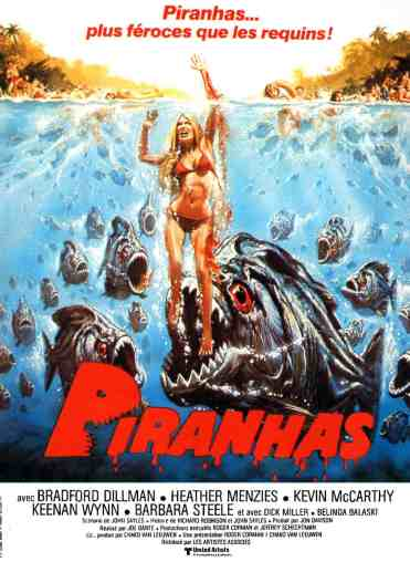 Mike S Review Piranha 1978 The Scariest Things