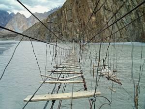 Scary Rope Bridge 2