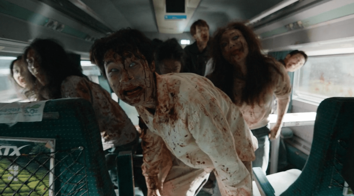 Train to Busan Zombies