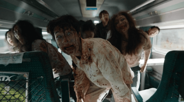Train to Busan Zombies