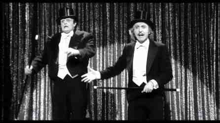 Puttin' on the Ritz in Young Frankenstein (1974)