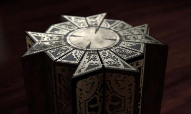The Hellraiser Puzzle Box (1988)