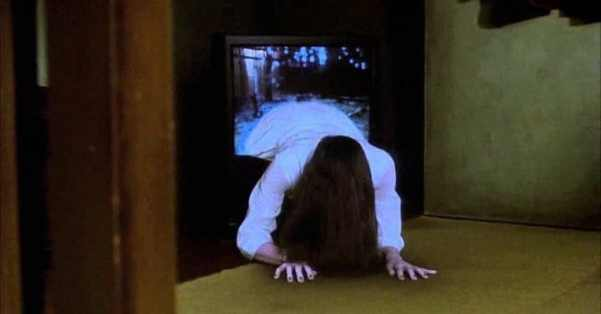 Ringu Climb out of TV