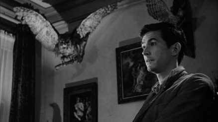 Anthony Perkins in Psycho (1960)
