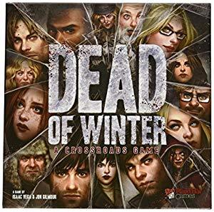 Dead of Winter Box Art