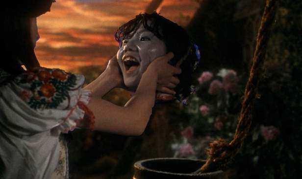 Watch your butt! From Hausu (House) (1979)