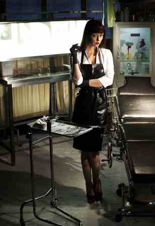 Katherine Isabelle is American Mary (2012)
