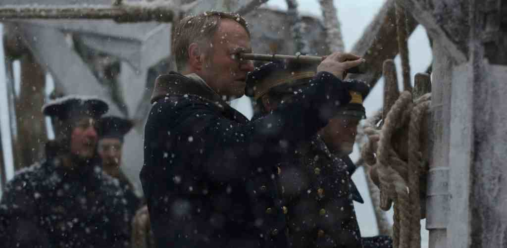 Jared Harris as Francis Crozier  in THE TERROR. ©AMC Film Holdings, LLC. CR: Aidan Monaghan/AMC