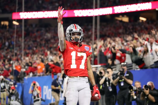Ohio State Football: Why Chris Olave will be another legend to ...