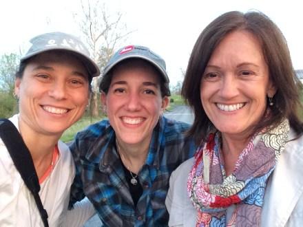 Me, Danielle, and Alicia