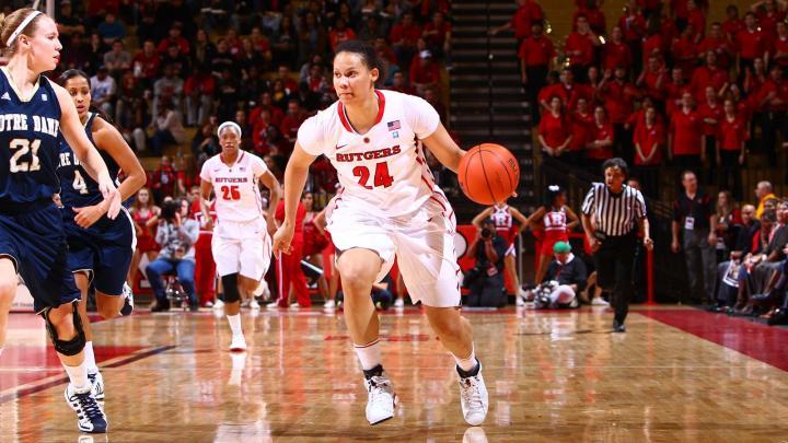 Former Basketball Standout April Sykes signed to WLBL Team Homentmen Antelias
