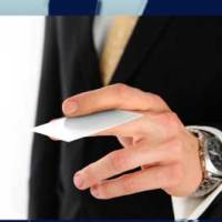 Business Card Etiquette: Hand them Out!