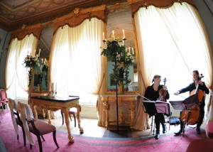 Scarlet String Quartet at Fota House
