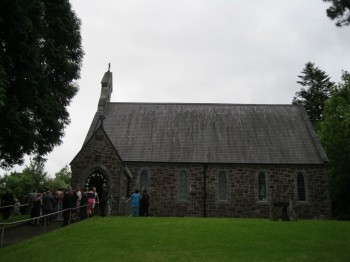 Dawros Church, Kenmare