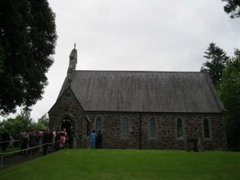 Dawros Church, Kenmare