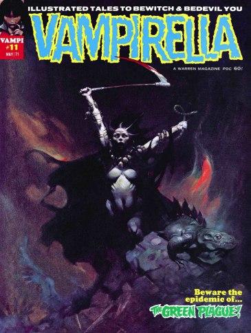 Vampirella_#11_frank_frazetta