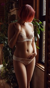 london redhead escort