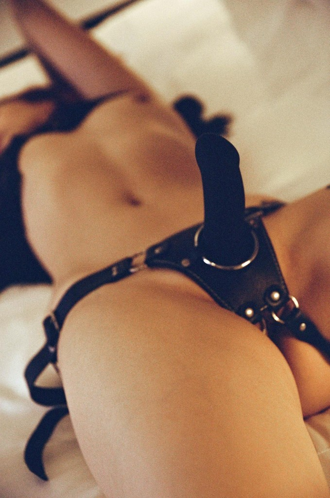 dominatrix pegging escort