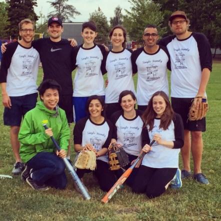SCARP Softball - The Single Family Homers