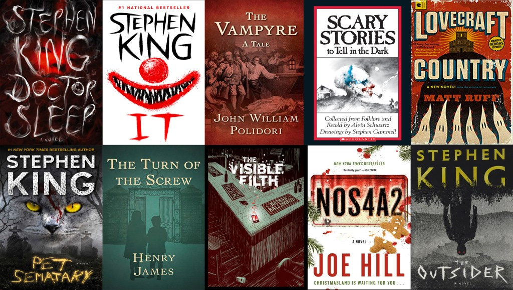 10 Horror Books To Read Before They Hit Your Screens in 2019