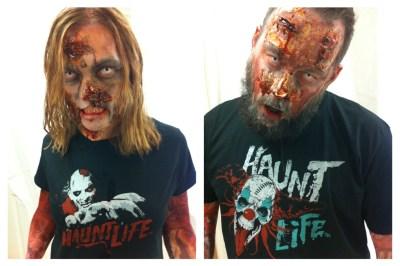 haunt tshirt