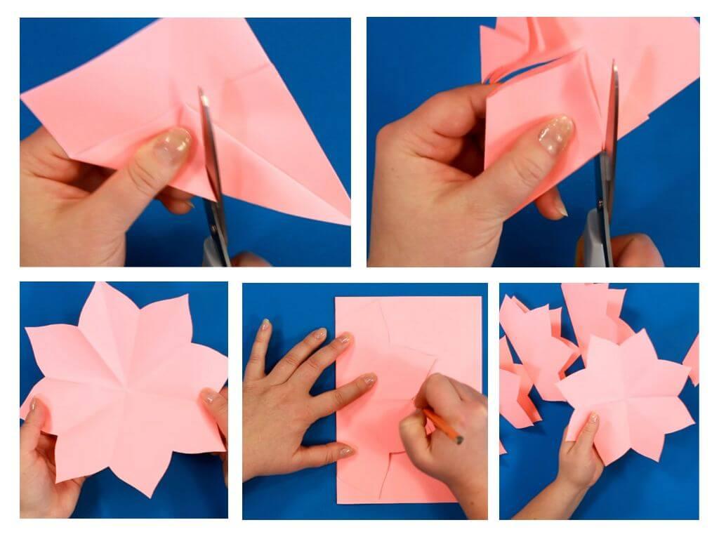 тех как склеить открытку чтобы внутри раскрывался цветок счёт чего