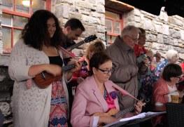 Ann Rooney Ukulele Orchestra 04
