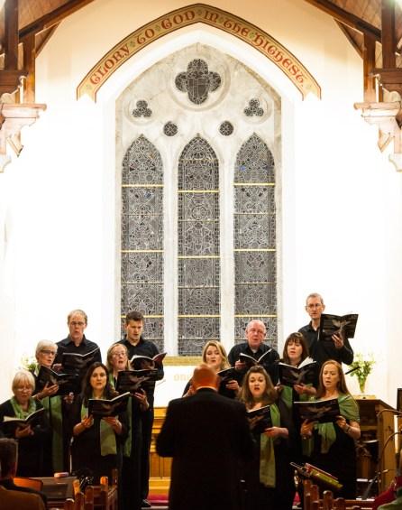 Marie Byrne Fingal Chamber Choir 04