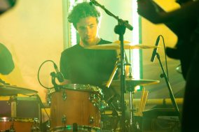 Photo Padraig Faughnan - Darling at the Skerries Soundwaves Mills Gig 2015 (8)