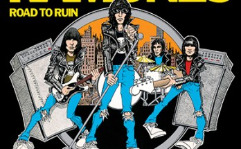 ROAD TO RUIN cover