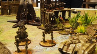 Ravenguard defending a jungle ruin. Photo: Leonard Dime