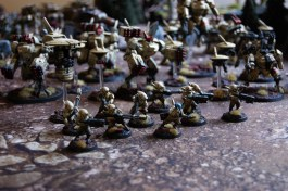 Jacob's pathfinders, a beautifully posed and painted unit!