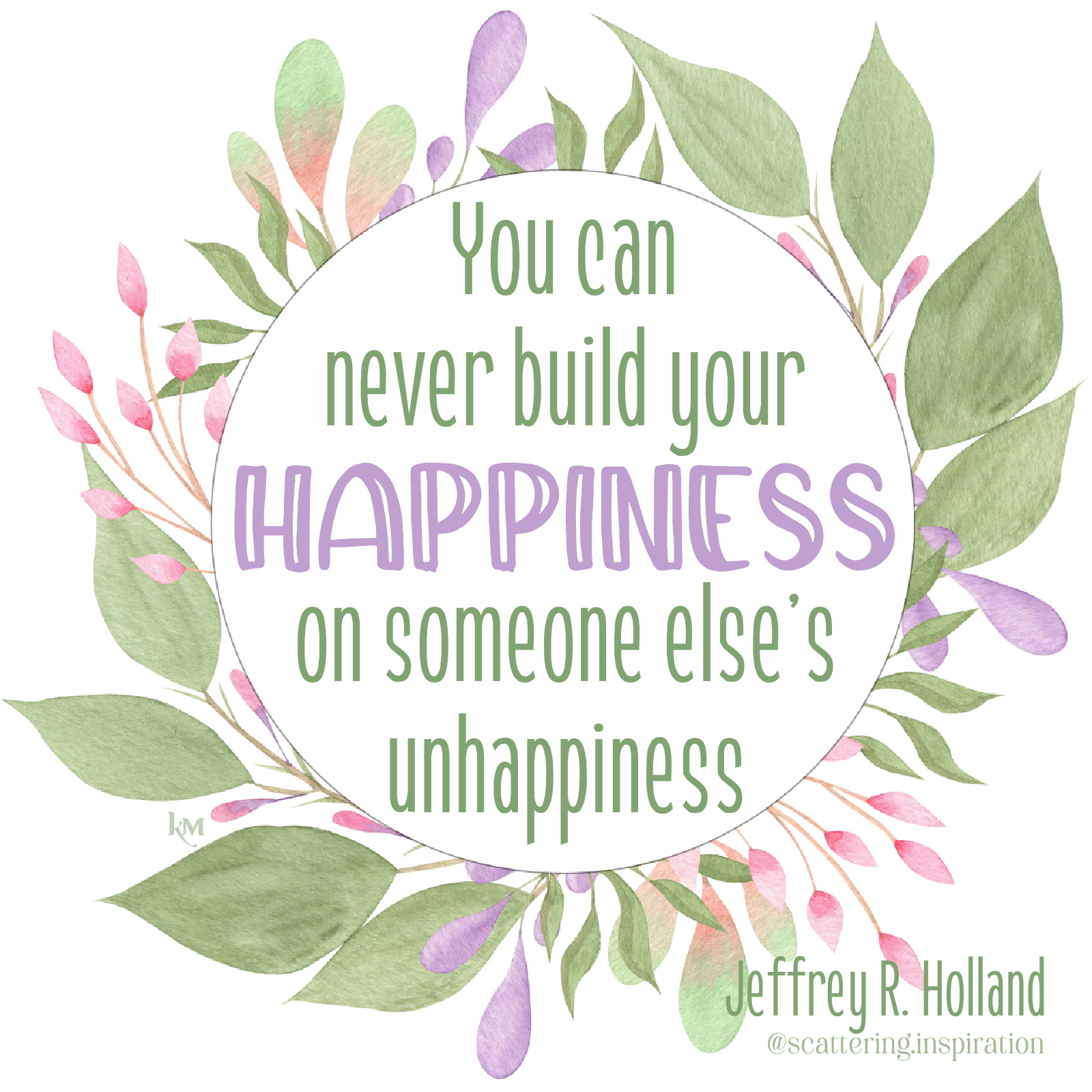 build happiness