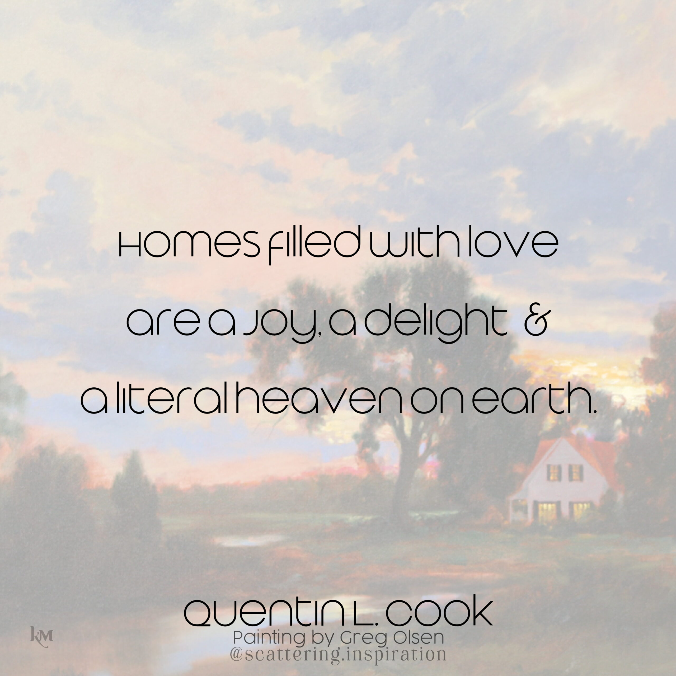 homes filled with love