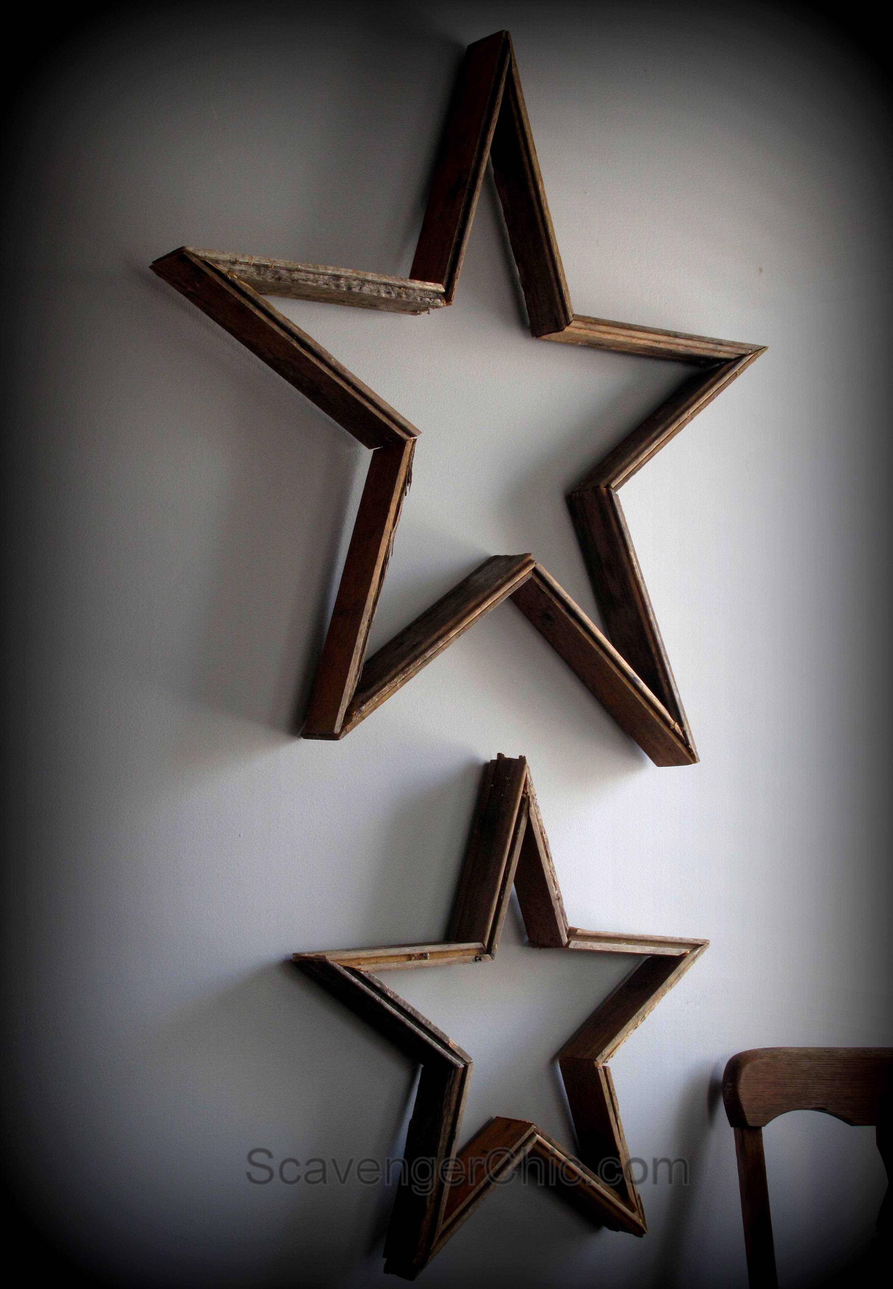 As Soon I Restock My Pallet Wood Am Sooo Going To Make A Star Until Then Think Just Saved 129