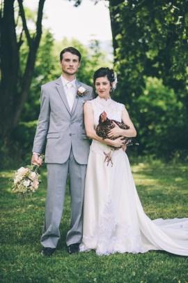 Farm formal wedding. Captured by the very talented Amanda Marie Kopp (http://www.amandakopp.com)