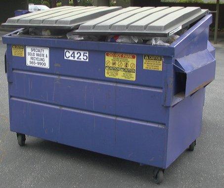 commercial-dumpster