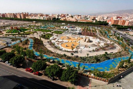 SCB Spain Convention Bureau. Almeria. Parque de las Familias