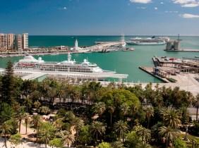 SCB Spain Convention Bureau. Málaga. Cruceros